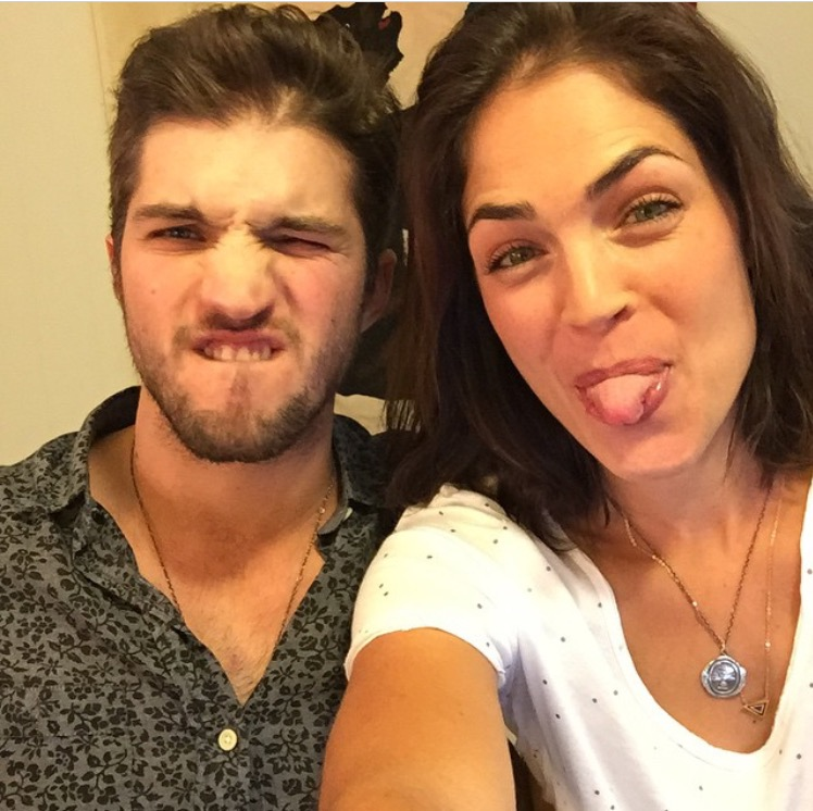 bryan craig dating 2014 General hospital's bryan craig (an outstanding younger actor nominee) and real-life girlfriend kelly thiebaud talk about their daytime emmy preparations with.