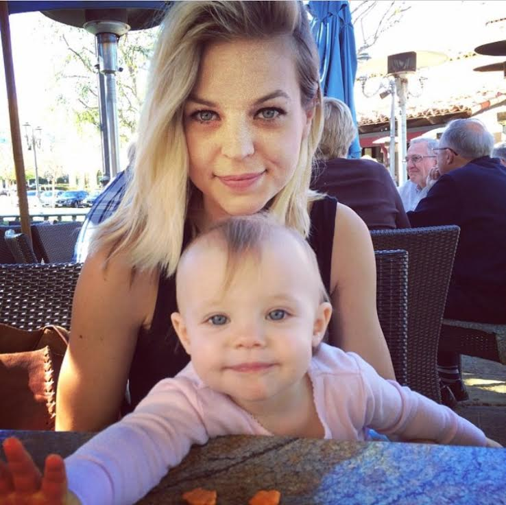 Kirsten Storms gh baby